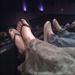 Movie Night With My Girls