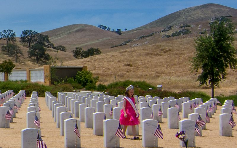Trimble-Bakersfield National Cemetery--15