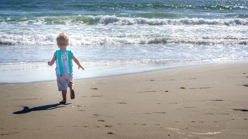 August Beach Trip--2